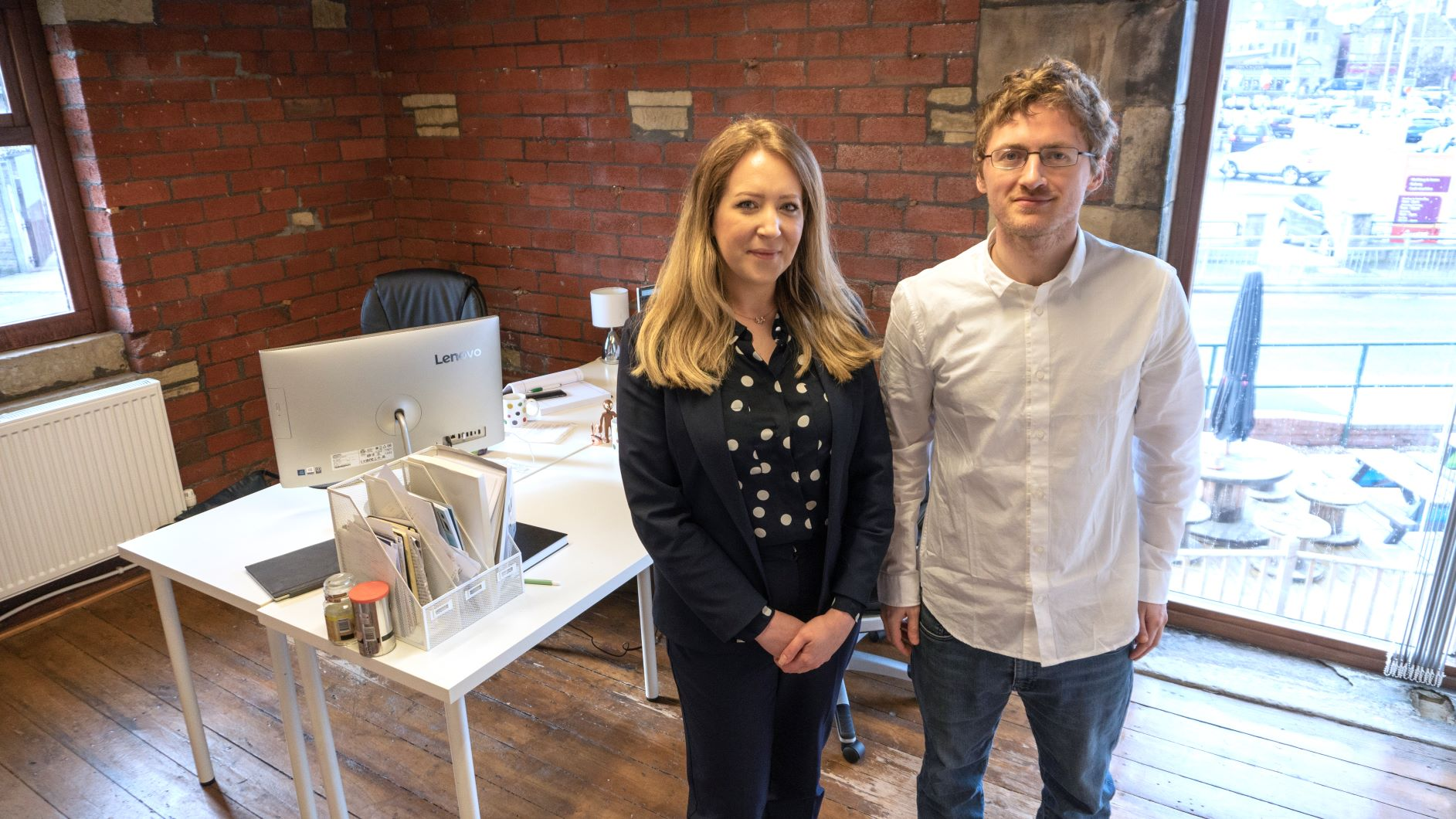 Graphic Designers move to The Boathouse in Brighouse